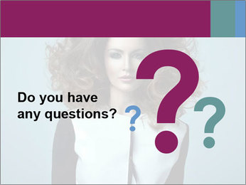 Beautiful sexy girl PowerPoint Templates - Slide 96