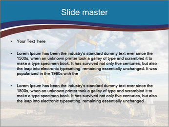 0000086290 PowerPoint Template - Slide 2