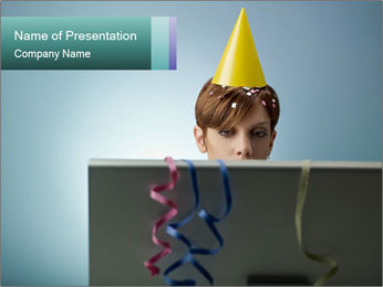 0000086305 PowerPoint Template - Slide 1