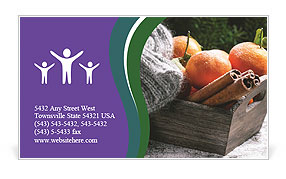 0000086310 Business Card Template