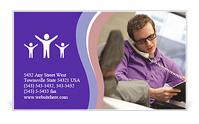 0000086311 Business Card Template