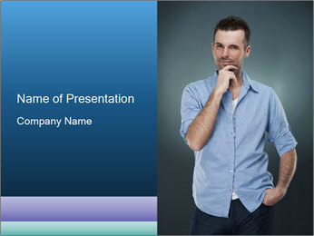 0000086313 PowerPoint Template - Slide 1
