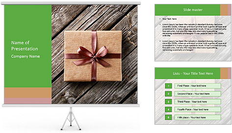 0000086315 PowerPoint Template