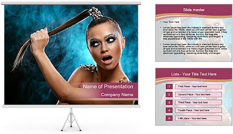0000086317 PowerPoint Template