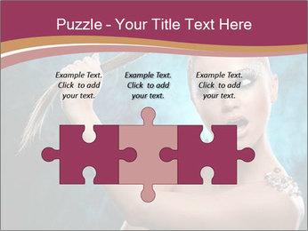 0000086317 PowerPoint Templates - Slide 42