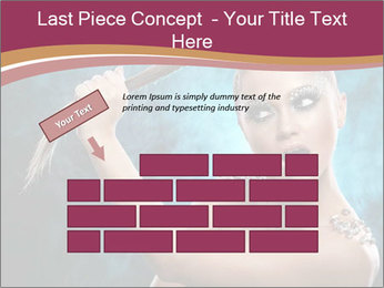 0000086317 PowerPoint Templates - Slide 46