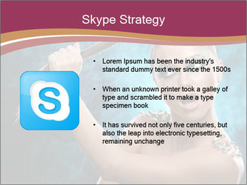 0000086317 PowerPoint Template - Slide 8