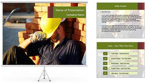 0000086326 PowerPoint Template