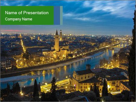 Verona View PowerPoint Template