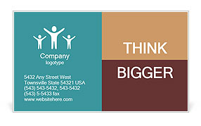 0000086332 Business Card Template