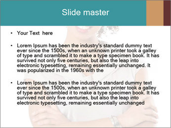 0000086332 PowerPoint Templates - Slide 2