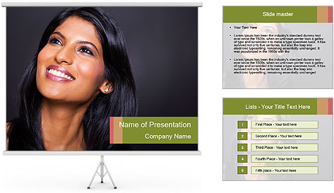 0000086338 PowerPoint Template