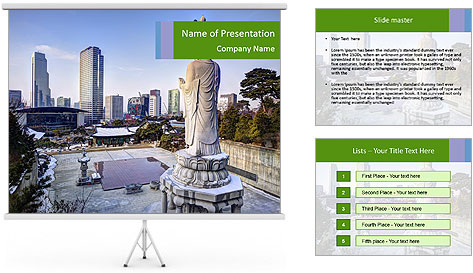 0000086357 PowerPoint Template