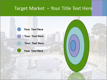 Skyline of downtown PowerPoint Templates - Slide 84