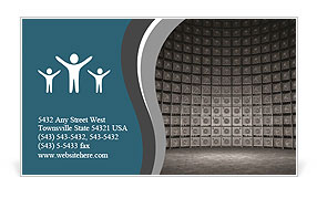 0000086369 Business Card Template
