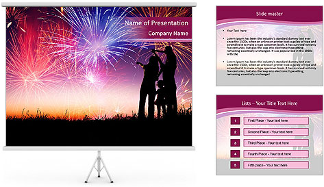 0000086390 PowerPoint Template