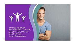 0000086392 Business Card Template