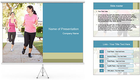 0000086395 PowerPoint Template
