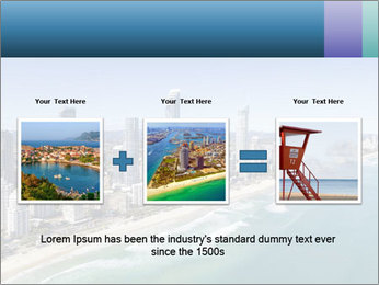 Surfers Paradise PowerPoint Template - Slide 22