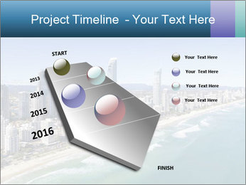 Surfers Paradise PowerPoint Template - Slide 26