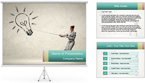 0000086409 PowerPoint Template