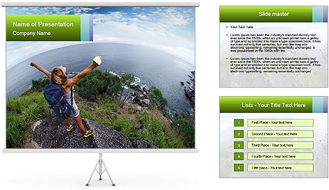 0000086415 PowerPoint Template