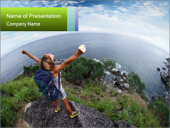 0000086415 PowerPoint Template - Slide 1