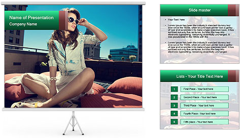 0000086428 PowerPoint Template