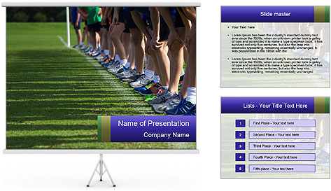 0000086430 PowerPoint Template
