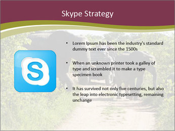 0000086434 PowerPoint Template - Slide 8