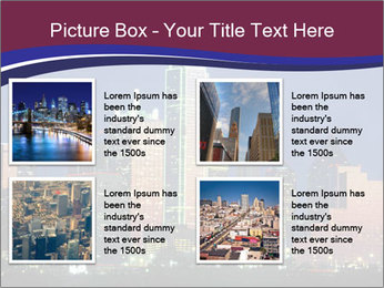 Dallas PowerPoint Template - Slide 14