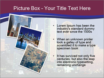 Dallas PowerPoint Template - Slide 17