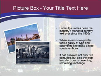 Dallas PowerPoint Template - Slide 20