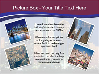 Dallas PowerPoint Template - Slide 24