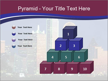 Dallas PowerPoint Template - Slide 31