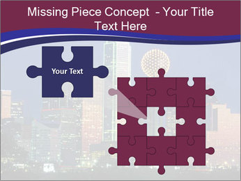 Dallas PowerPoint Template - Slide 45