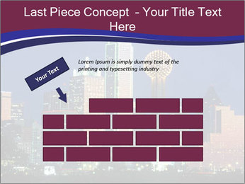 Dallas PowerPoint Template - Slide 46