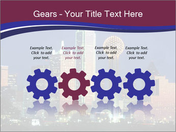 Dallas PowerPoint Template - Slide 48