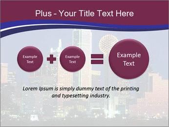 Dallas PowerPoint Template - Slide 75