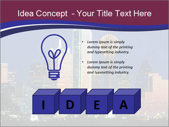 Dallas PowerPoint Template - Slide 80