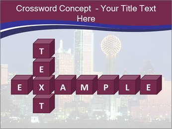 Dallas PowerPoint Template - Slide 82