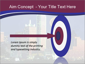 Dallas PowerPoint Template - Slide 83