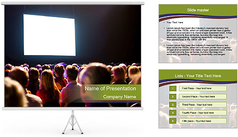 0000086437 PowerPoint Template