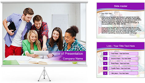 0000086438 PowerPoint Template