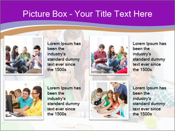 0000086438 PowerPoint Templates - Slide 14
