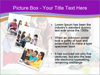 0000086438 PowerPoint Templates - Slide 17