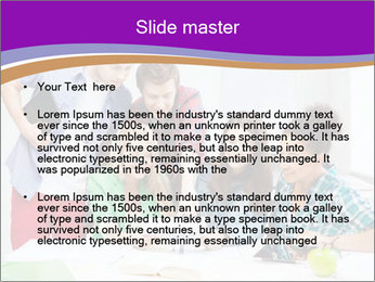 0000086438 PowerPoint Templates - Slide 2