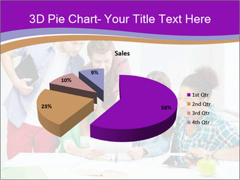 0000086438 PowerPoint Templates - Slide 35