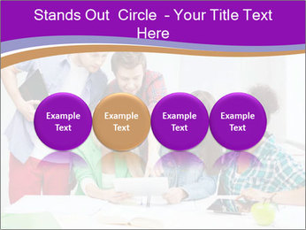 0000086438 PowerPoint Templates - Slide 76
