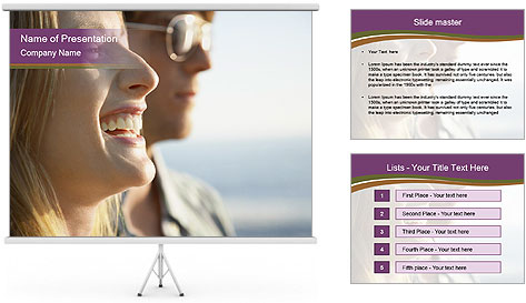 0000086440 PowerPoint Template